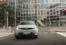 Mazda MX-30 e-Skyactiv : un savoureux contrepoint