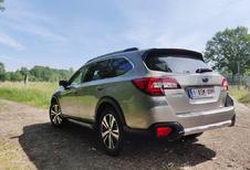 Subaru Outback 2.5i #1