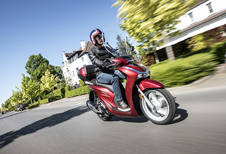 Honda SH125i : Nog altijd een topper