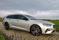 Opel Insignia Sports Tourer 1.5 Turbo D : l'art du camouflage !