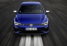 Volkswagen Golf R  - L'R supérieur
