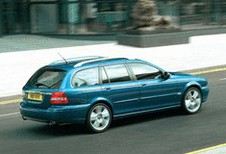 Jaguar X-Type Estate 2.0D & 3.0 V6