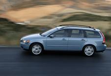 Peugeot 407 SW 1.6 HDi vs. Volvo V50 1.6D