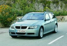 BMW 320d Touring & 325i Touring