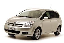 Toyota Corolla Verso 2.2 D-4D 150 & 177