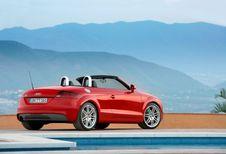 Audi TT Roadster 2.0 TFSI & 3.2