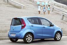 Opel Agila 1.2 & 1.3 CDTI