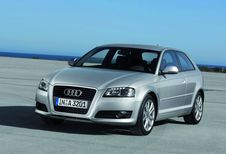 Audi A3 2.0 TDI 136, BMW 118d & CLC 220 CDI