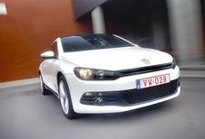 Volkswagen Scirocco 1.4 TSI & 2.0 TSI DSG