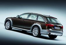 Audi A4 Allroad 2.0 TDI & 3.0 TDI