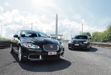 BMW M5 & Jaguar XFR : Passation de pouvoir?