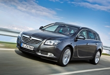 Opel Insignia 2.0 CDTI Sportstourer 4x4