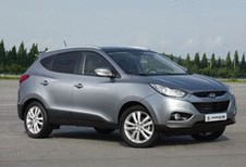 Hyundai ix35 1.7 CRDi & Mitsubishi ASX 1.8 DI-D 115 : Illusions d'optique