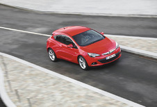 Opel Astra GTC 1.6T