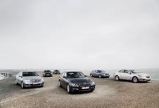 Audi A4, BMW 3-Reeks, Mercedes C-Klasse, Opel Insignia, Peugeot 508 en Volvo S60 : Premium of niet?