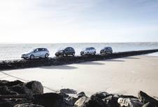 Citroën C4 Picasso 1.6 HDi 112, Ford C-Max 1.6 TDCi 115, Mercedes Classe B 180 CDI 109 et Renault Scénic 1.5 dCi 110 : Un pavé dans la mare