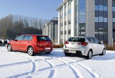 Toyota Auris 1.33 VVT-i en Volkswagen Golf 1.2 TSI : Andere aanpak