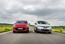 Citroën C4 Picasso 1.6 e-HDi vs Renault Scénic 1.5 dCi : Des normes & des formes