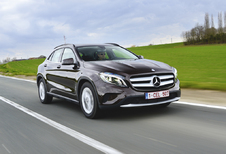 Mercedes GLA 200 CDI