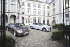 Bentley Flying Spur W12 vs Mercedes S 500 L : Britse charme, Duitse luxe