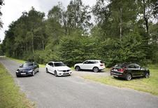 BMW 320d Touring, BMW 320d Gran Turismo, BMW X3 20d et BMW X4 20d : L'embarras du choix