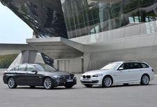 BMW 518d et 520d