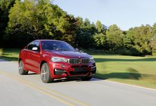BMW X6, star du X
