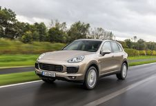 Porsche Cayenne S E-Hybrid, du CO2, il s'en fiche