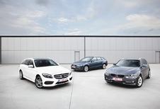 Audi A4 2.0 TDI 150, BMW 320d en Mercedes C 220 BlueTEC : De eeuwige keuze