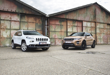 Jeep Cherokee ZF9 vs Range Rover Evoque ZF9 : Mises à neuf, mises à plat...