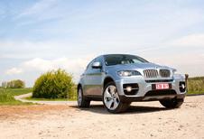 BMW X6 ACTIVEHYBRID : Bruggen bouwer