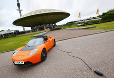 TESLA ROADSTER SPORT : Plug & Play