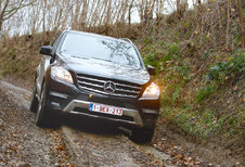 MERCEDES ML 250 BLUETEC 4MATIC : Bespaarvarken