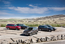 BMW X5 xDRIVE30d // MERCEDES ML 350 BLUETEC 4MATIC // PORSCHE CAYENNE DIESEL // RANGE ROVER : Intercontinental