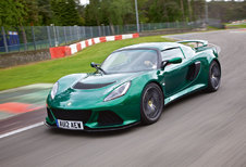 LOTUS EXIGE S : Cocktailfeest