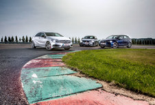 AUDI S3 // BMW M135I XDRIVE // MERCEDES A45 AMG : Hete Dingo's