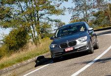 BMW 530D GRAN TURISMO: Normvervaging