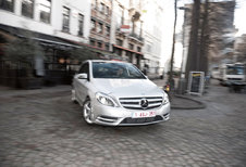 MERCEDES B 180 CDI : To B or not to B