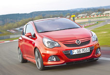 OPEL CORSA OPC NÜRBURGRING EDITION (2011) - Circuittest