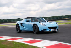 LOTUS ELISE CLUB RACER (2011) - Circuittest