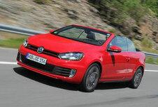 WEGTEST: VW Golf GTI Cabrio (2012)
