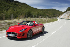 JAGUAR F-TYPE V8 S (2013)