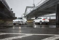BMW X6 M50d vs PORSCHE CAYENNE S DIESEL : machomannen en voetballersvrouwen