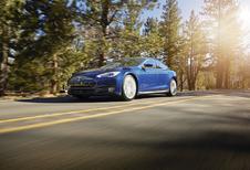 Tesla Model S Dual Motor