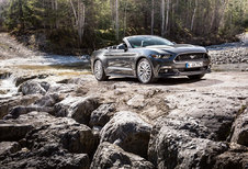 FORD MUSTANG 2.3 ECOBOOST CONVERTIBLE (2015)