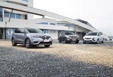 Hyundai Santa Fe, Opel Zafira Tourer et Renault Espace : Meltingpot