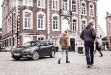 FORD FOCUS 1.5 TDCi 120 CLIPPER : Scherpgesteld