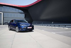 Toyota avensis Touring Sports 1.6 D-4D : le bon élève
