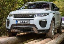 Range Rover Evoque : en progrès partout