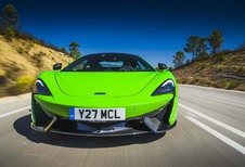 McLaren 570S : la perfection au quotidien